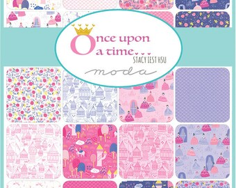 Once Upon a Time by BStacy Iest Hsu - Moda Scrap Bags