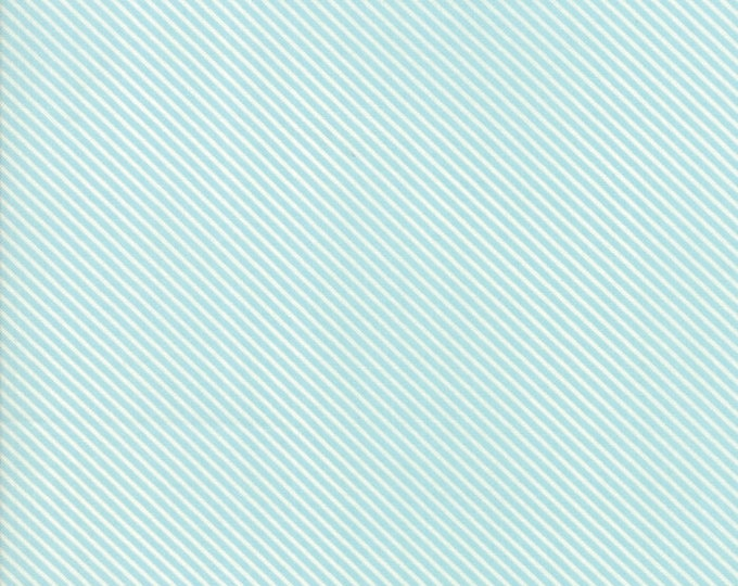 Garden Variety by Lella Boutique for Moda 5075 13 Blue Sky ~By the half yard~