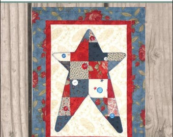 HNH03 Seasons in Patches - Summer PDF Pattern
