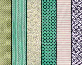 Looking Forward by Jen Kingwell for Moda 18141 11 Multi ~ By the Half Yard ~ Lollies