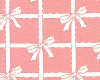 Vintage Holiday by Bonnie & Camille for Moda 55165 15 Pink ~By the Half Yard~