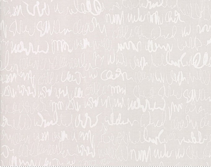 Modern Background More Paper by Zen Chic for Moda 1676 23 Fog ~ By the Half Yard ~