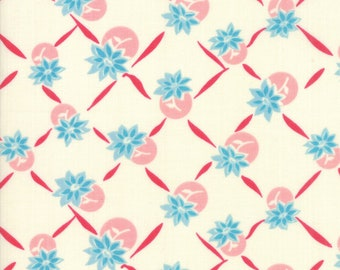 Cheeky by Urban Chiks for Moda 31144 11 Blue Raspberry Sweet Cream ~ By the Half Yard ~