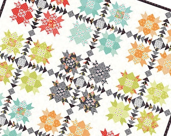 Thistles by Fig Tree & Co Quilt Pattern ~Fat Quarter Friendly ~