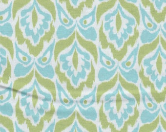 Bungalow by Kate Spain for Moda 27293 21 Aqua Lime ~ 5 Yards ~ Backing