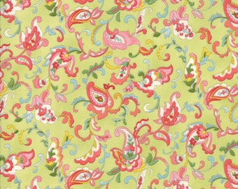 Coco by Chez Moi for Moda 33392 16 Paisley Sprout ~ By the Half Yard ~