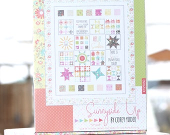 "Sunnyside Up Quilt Kit ~ by Corey Yoder for Moda 57"" x 69"""
