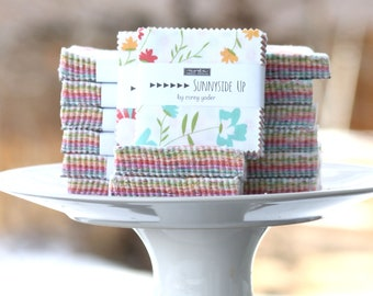 "Sunnyside Up by Corey Yoder for Moda Mini Charm Pack 2.5"" Squares"