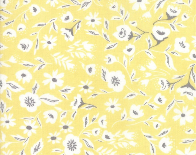 Garden Variety by Lella Boutique for Moda 5070 17 Sunshine ~By the half yard~