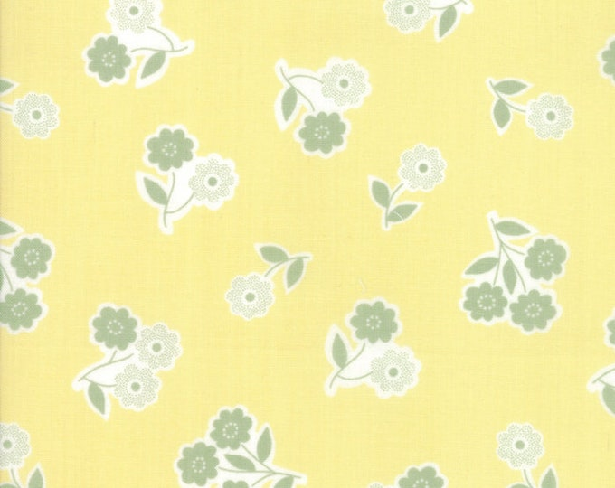 Garden Variety by Lella Boutique for Moda 5071 17 Sunshine ~By the half yard~