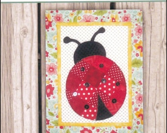 Seasons in Patches - Lady Bug