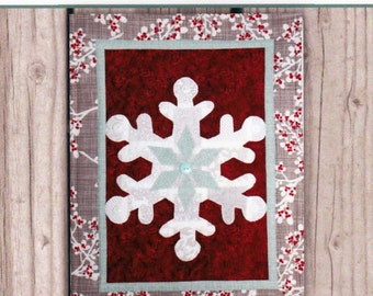 Holidays in Patches - Snowflake