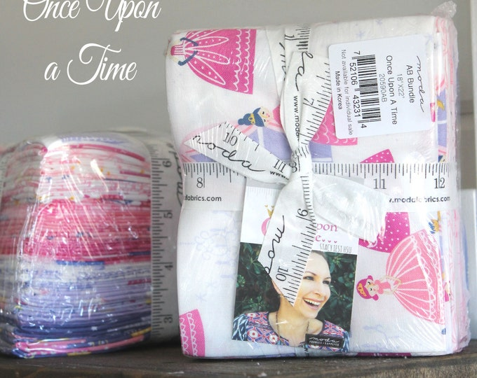 Once Upon a Time by Stacy Iest Hsu for Moda ~ 21 Fat Quarter Bundle
