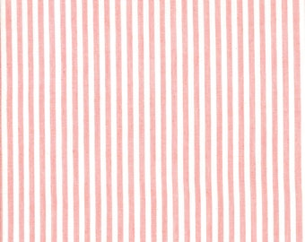 Bonnie and Camille Wovens for Moda 12405 23 Stripe Pink ~ By the Half Yard ~