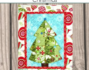 HNH05 Seasons in Patches - Christmas PDF Pattern