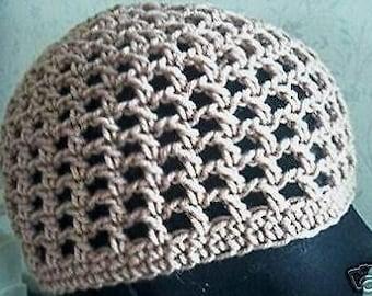 Crochet Skull Hats Etsy
