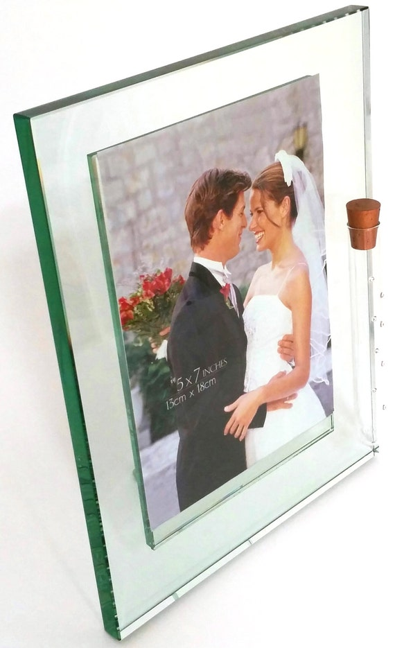Jewish Wedding Picture Frame Holds Shards Of Glass Broken At Etsy