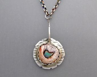 Jelly Opal Necklace