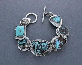 Natural Turquoise Bracelet