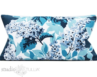 Mad Cap Cottage - large scale floral - Hamptons - Robert Allen - ready to ship - 12x22 - lumbar