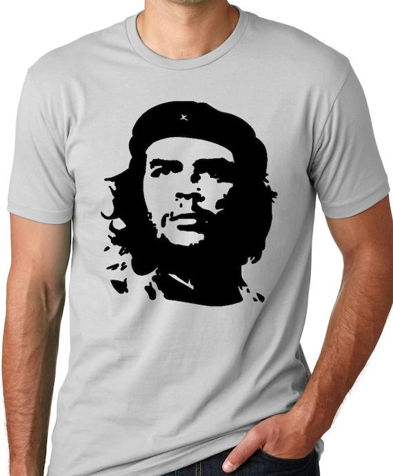 Enfants Garçons Filles Che Guevara T-Shirt Rétro Sérigraphiés