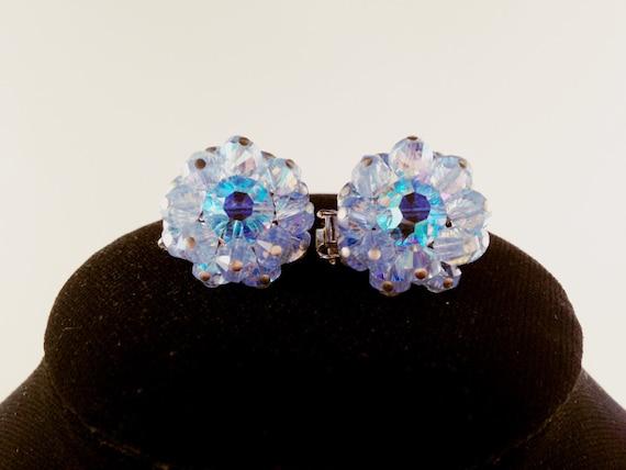 Blue Vintage Earrings