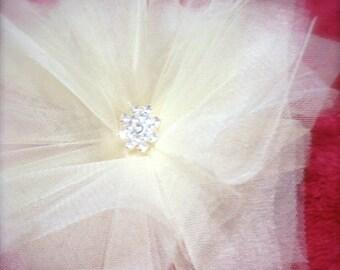 Make your own Bridal flower tutorial