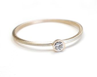 Diamond Ring Diamond Wedding Band Diamond Infinity Band