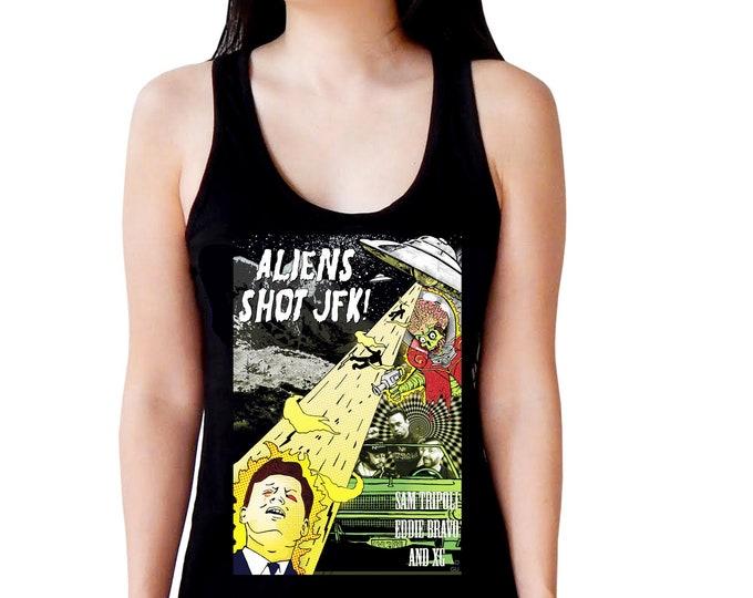 Aliens Shot JFK!
