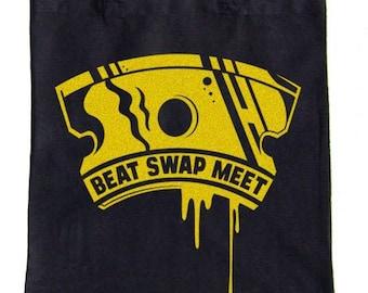 BeatSwap RazorBlade logo tote bag