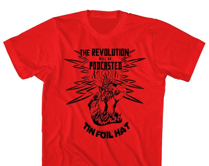 The Revolution Will Be Podcasted