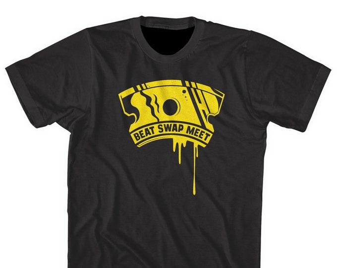 BeatSwap RazorBlade logo shirt