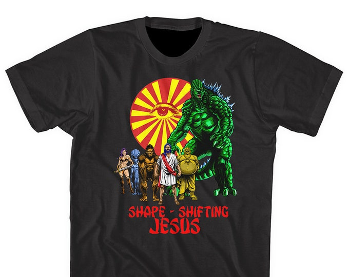 Shapeshifting Jesus