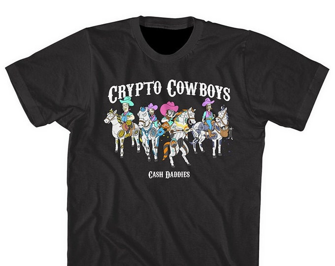 Cash Daddies - Crypto Cowboys