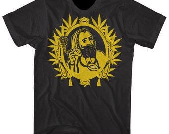 Zig Zag Man Marijuana shirt by Graphic Villain shirt