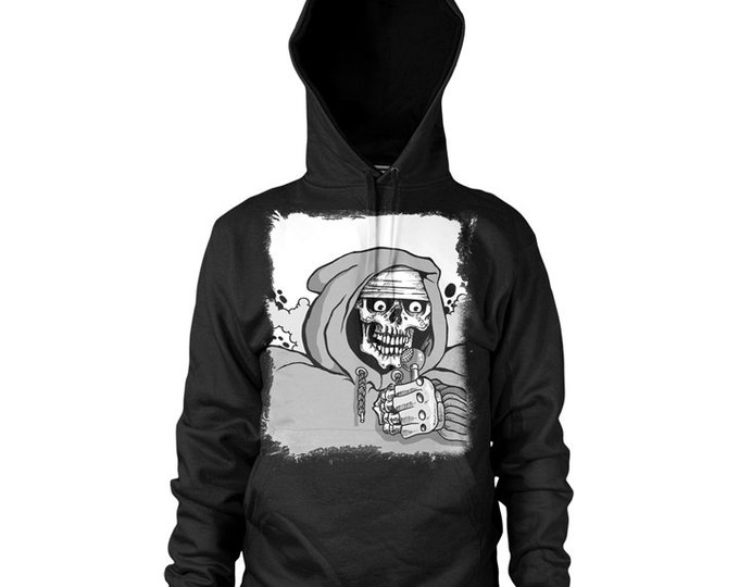 Graphic Villain Operation Doomsday Hoodie