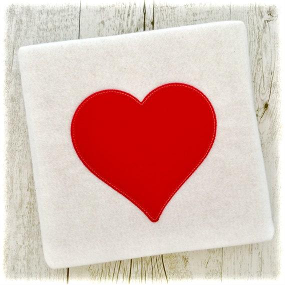 Heart Applique Applique Design Valentine Applique Applique Etsy
