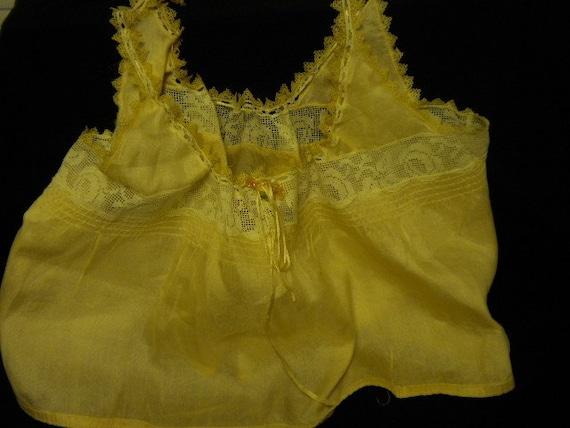 Ribbonwork Camisole Antique (FFS1124)