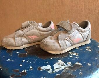 9db01811c1 Girls size 8 Kangaroo tennis shoes