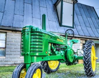 Its a Deere, 8x10  Fine Art Color Photograph