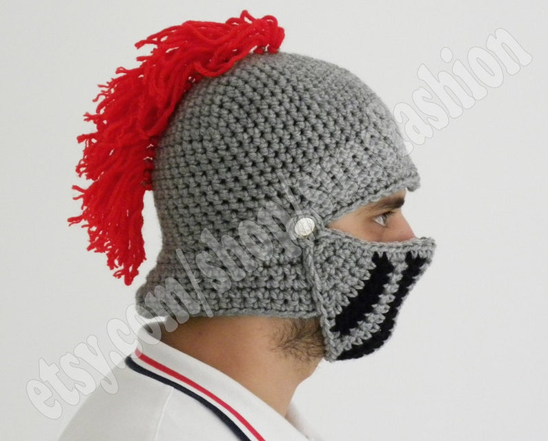 6efa42e1da0 Winter Hats Game of thrones Boyfriend gift Winter hat Knight