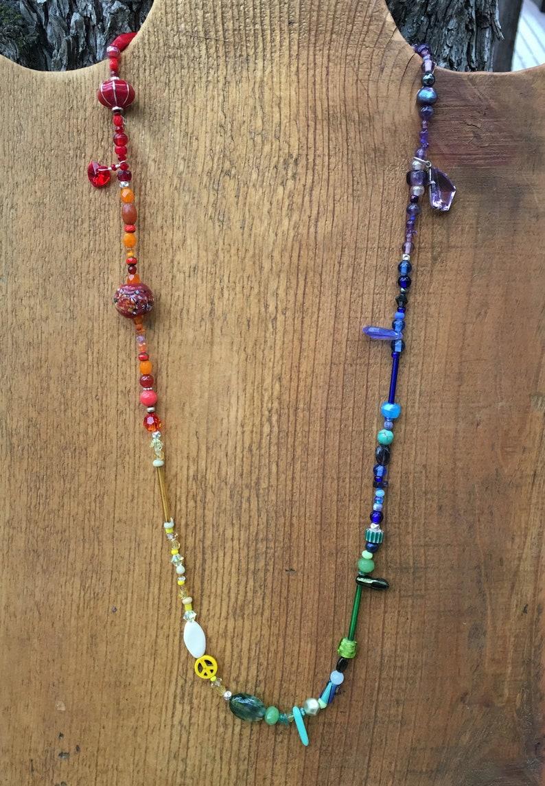 Rainbow Dreams Continued necklace image 0