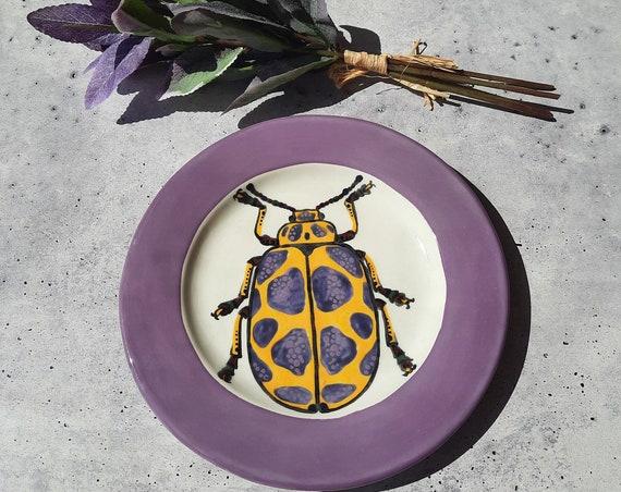 Passionate in Purple Small Plate