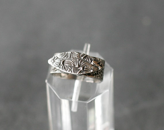 Sterling Silver Magical Memory Ring