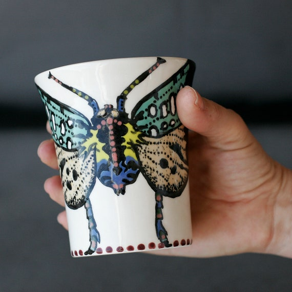 BUG OUT WARE Tumbler: Sassy Cicada