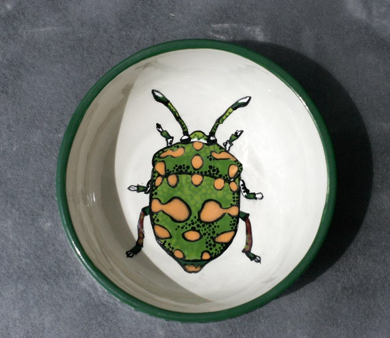 BUG OUT WARE- Martian Bug Takes Tokyo Bowl