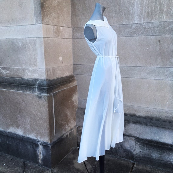 Vintage 50s Audrey Hepburn Grecian Gown Nightgown