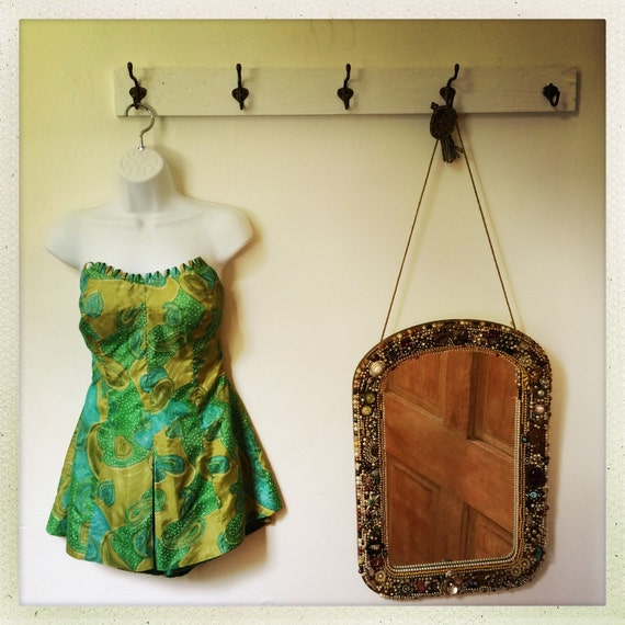 Vintage 1950s Ambercrombie & Fitch Sunsuit  small
