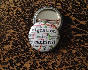 I'm So F-cking Happy Pinback Button Magnet Zipper | Etsy