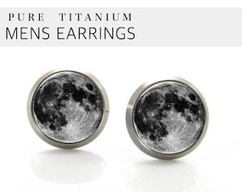 Earrings For Men Etsy